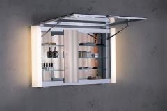 Royal Metrapol bathroom storage solutions