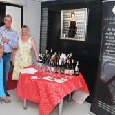 Langleys interiors and Barrica wines open evening.
