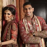 AMir khan and new wife