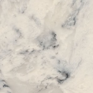 Marble look finish Arabesque from Versital is an ideal alternative to Carrara marble