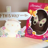 Easter egg hunt at Langley Interiors in Bolton