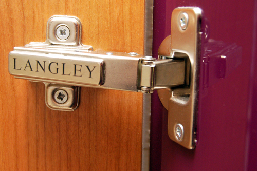 High quality dressing room fixtures with Langley detailing