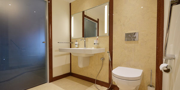 Disabled Bathroom -Beautifully Designed Bathrooms with Practicality
