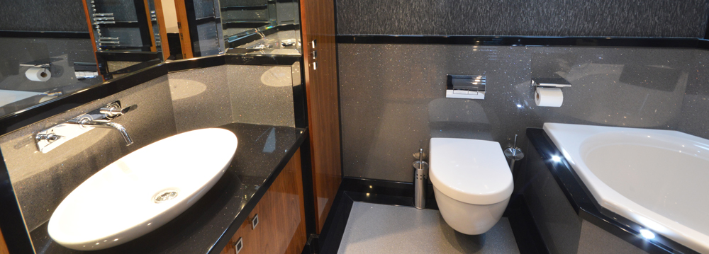 villeroy and boch bathroom equipment in a stylish bathroom
