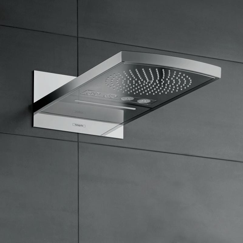 Rainfall 240 Air 3 jet overhead shower hansgrohe