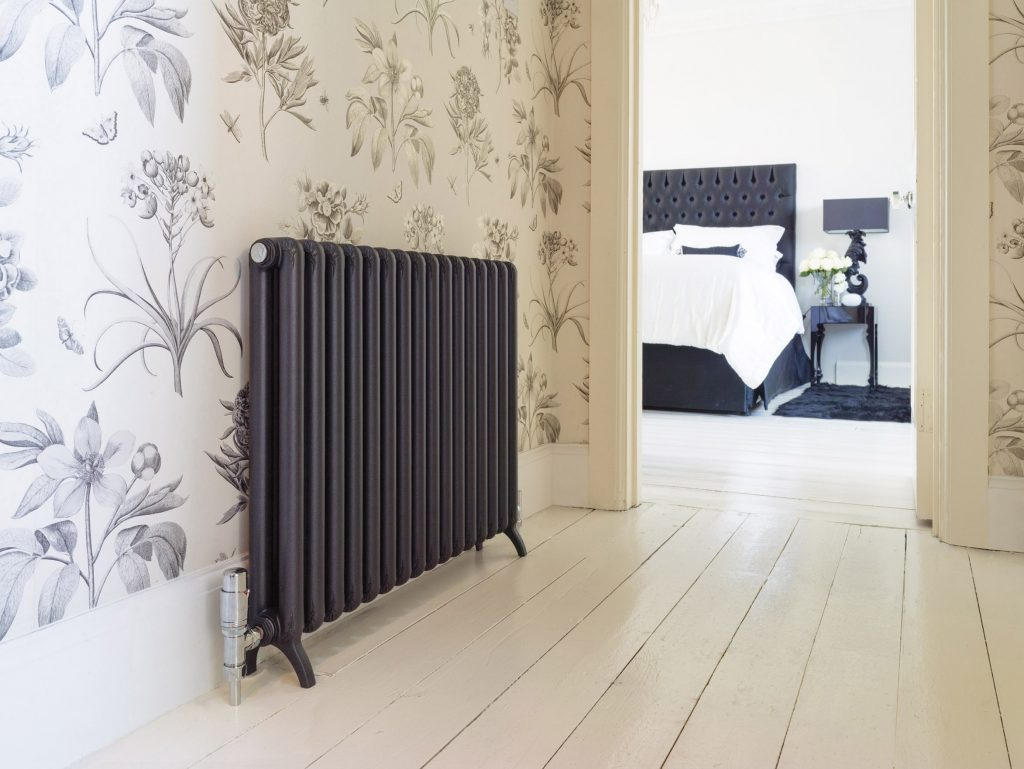artisan bisque radiator in matt metalic