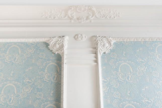 Wall columns detailing