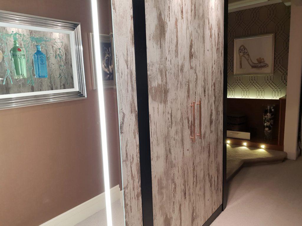 driftwood wardrobe door