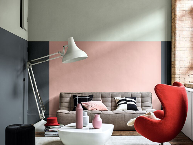 Dulux colour of the year 2020 tranquil Dawn