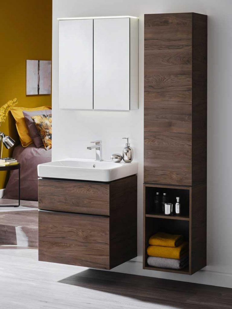 Win a Geberit Smyle Bathroom Cabinet